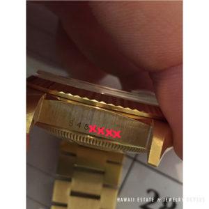 Rolex Serial Number Location