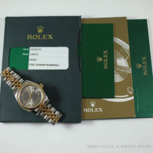 Buying an authentic second hand rolex