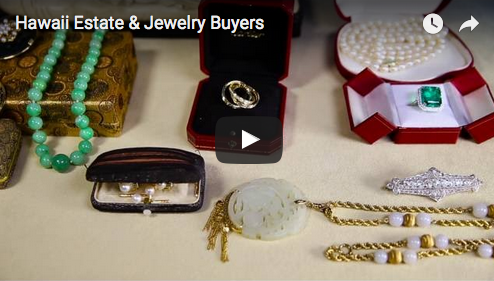 Hawaii Estate and Jewelry Buyers: Hawaii's place to sell jewelry