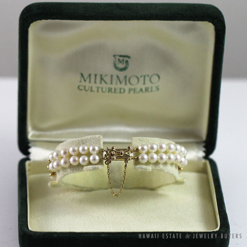 Selling your Mikimoto Pearl Jewelry